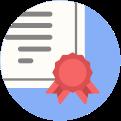 结业报告证书